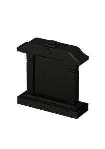 高級型墓誌 黒