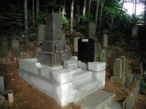 家墓 墓地